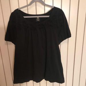 Covington black shirt
